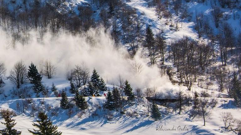 pre-arc-avalanche